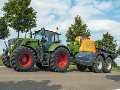 test fendt 800 vario tracteurs agco gmbh. Black Bedroom Furniture Sets. Home Design Ideas