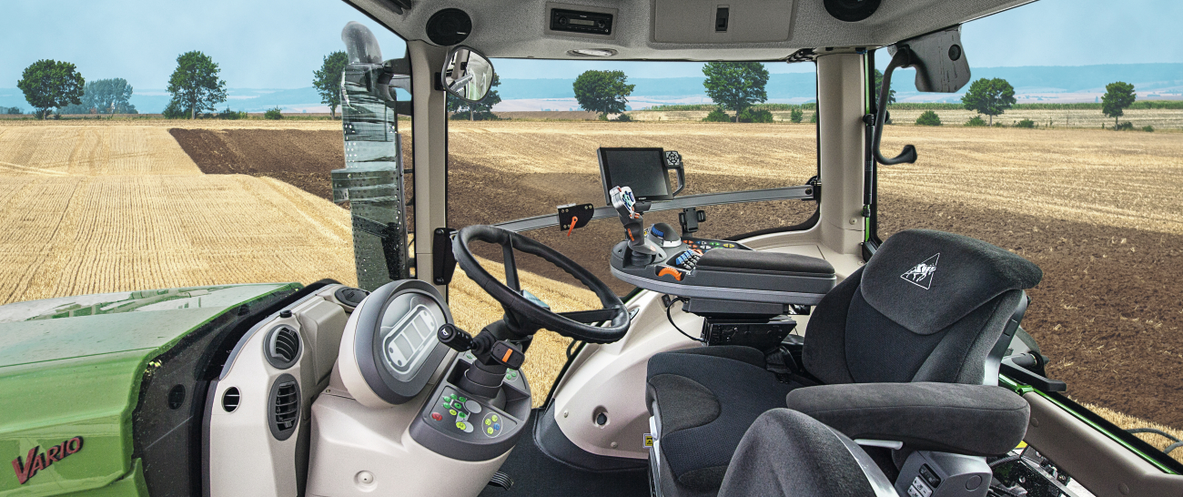 kabine fendt 800 vario traktoren produkte agco gmbh. Black Bedroom Furniture Sets. Home Design Ideas