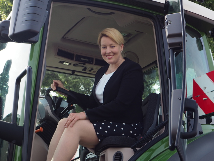 Land Life Love With Fendt At Dlt 2018 Fendt