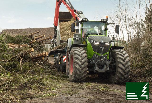 Versatility | Fendt ISU | Tractors - Fendt