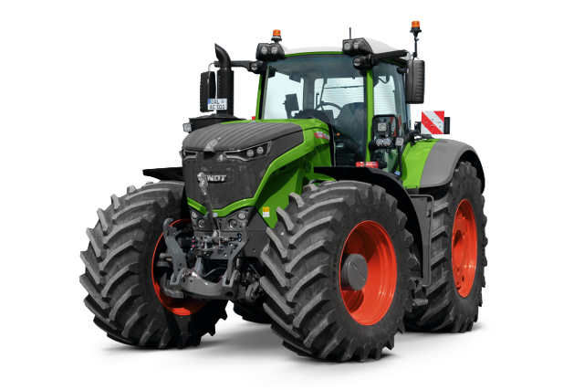 The Fendt 1000 Vario as a cropped image.