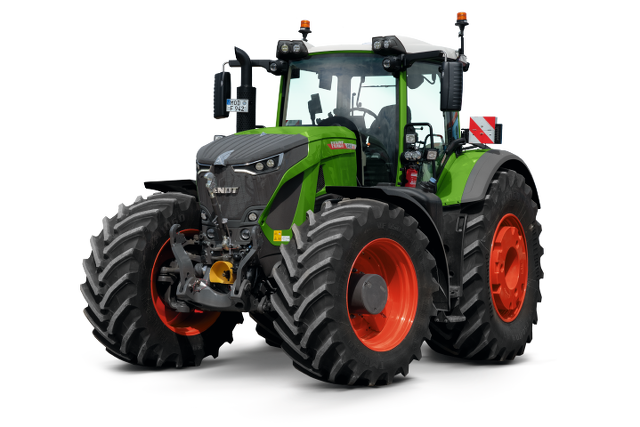The Fendt 900 Vario as a cropped image.