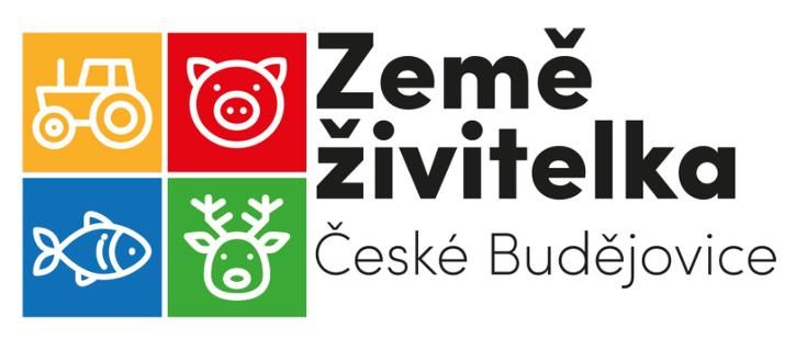 Logo of the agriculltural fair Země živitelka
